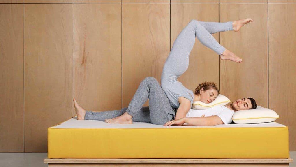 bien dormir avec un matelas eve