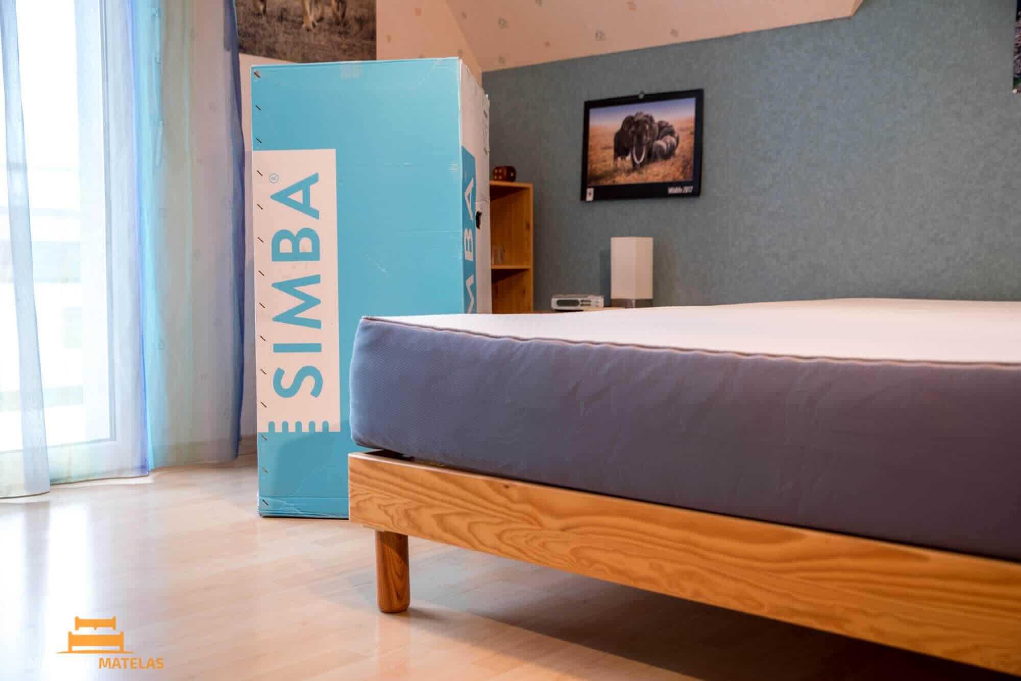 avis matelas simba notre avis et test complet sur le matelas meilleur matelas. Black Bedroom Furniture Sets. Home Design Ideas