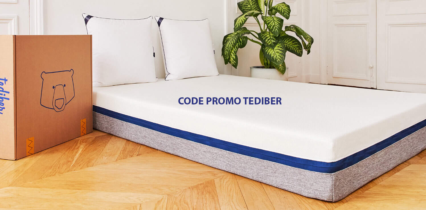 code promo tediber matelas d couvrez le code de r duction du moment meilleur matelas. Black Bedroom Furniture Sets. Home Design Ideas