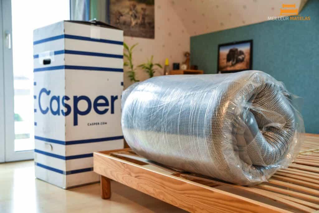 Casper : Avis Et Test Complet Du Matelas Après Plusieurs Mois