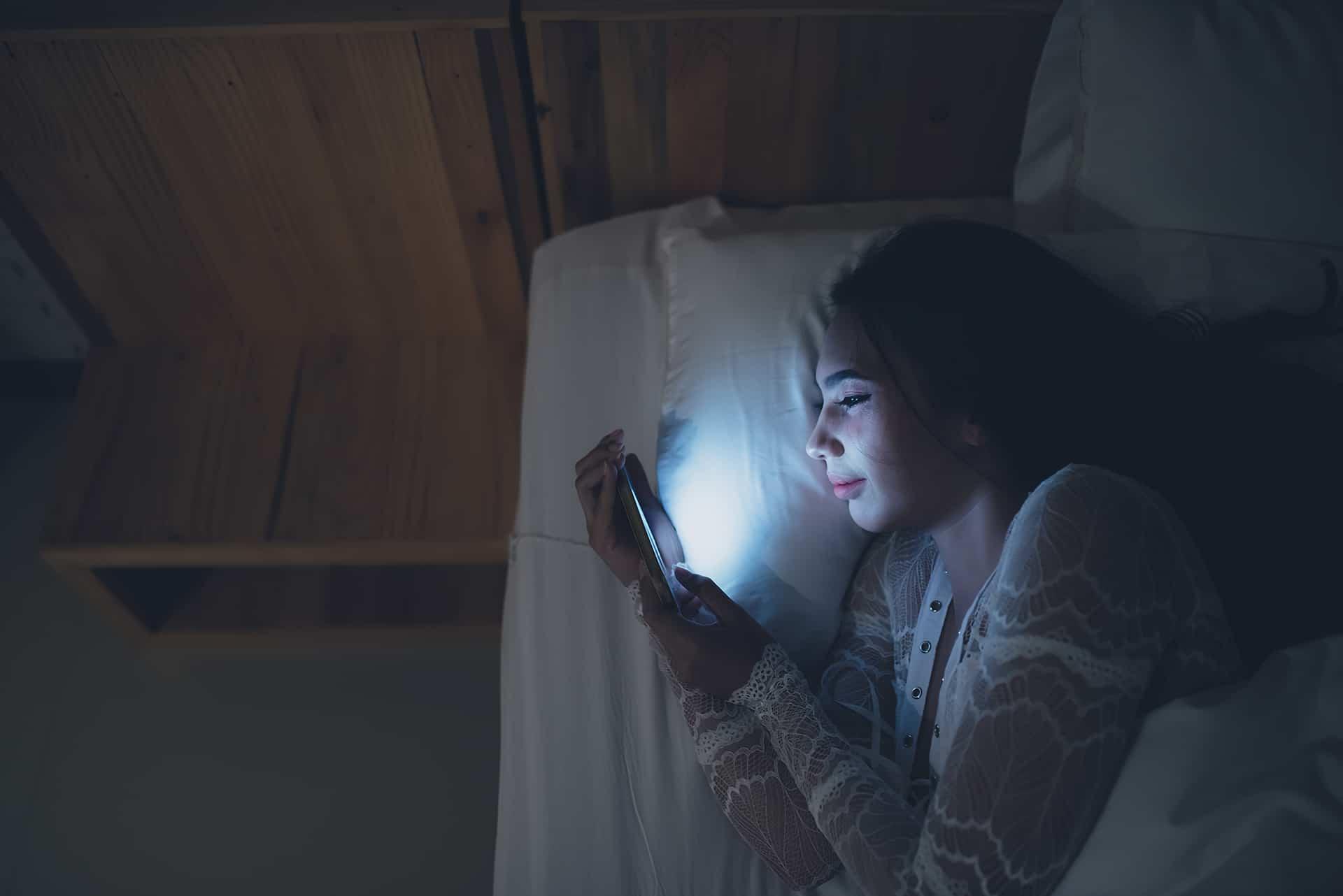 éviter écrans avant dormir