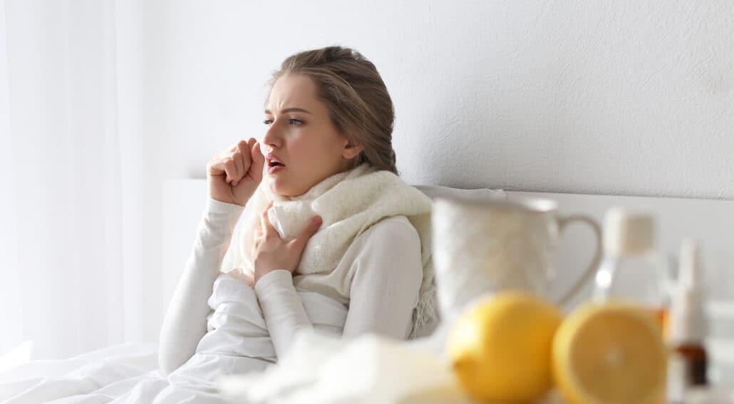 soigner toux nocturne